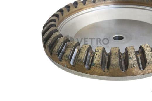 Diamond Wheel 150Ø Segmented 45° Diamond Product Watermark