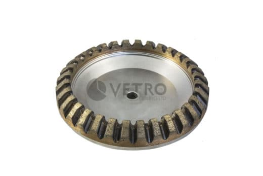 Diamond Wheel 150Ø Segmented 45° Product Watermark