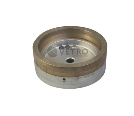 Diamond Wheel 100Ø Continuous 7x8 Arris Product Watermark