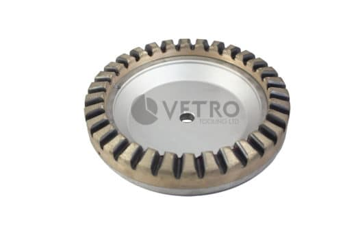 Diamond Wheel 150Ø Segmented 15x7 15° Product Watermark
