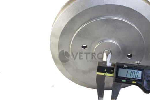 Diamond Wheel 175Ø Continuous 7x8 Bore Product Watermark