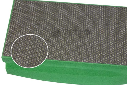 Green Hand Pad Grit Close Product 1 Watermark