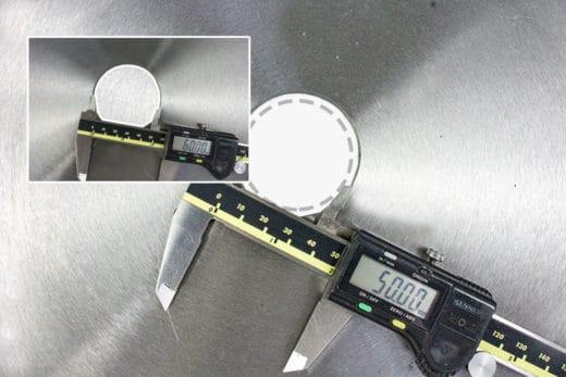 Mitre Blade 50 OR 60 Bore Image