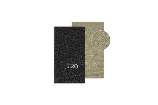 Pad 55 X 125mm Black Coarse Unbacked QRS Copy IMAGE CLOSE