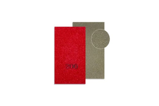 Pad 55 X 125mm Red Medium Unbacked QRS Close Image