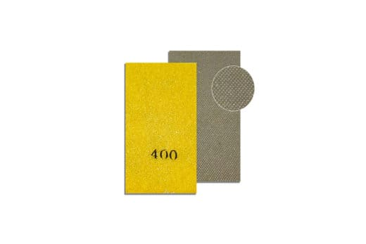 Pad 55 X 125mm Yellow Fine Unbacked QRS Close Image