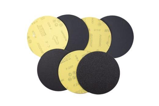 Sait Velcro Discs 125Ø Velcro Collective Image
