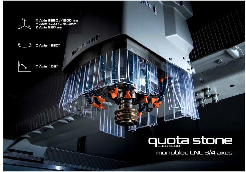 Quota 3350 Technical Sheet