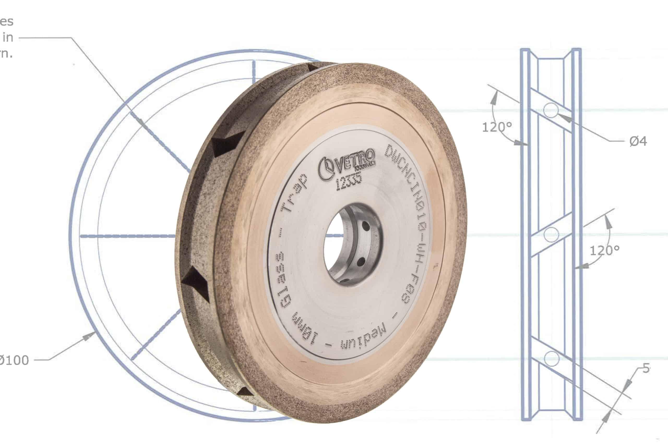 Vetro Tooling, bespoke CNC glass tooling